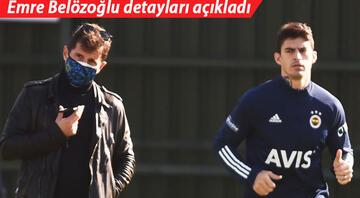 Fenerbahçe Sportif Direktörü Emre Belözoğlu'dan Luiz Gustavo ve koronavirüs açıklaması!