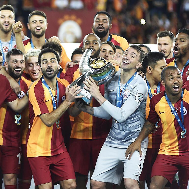 Galatasaray'da tarihi ilkler! İlk 14 maç, Fatih Terim, Muslera...