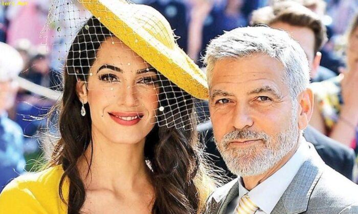 George Clooney – Amal Alamuddin çifti boşanıyor