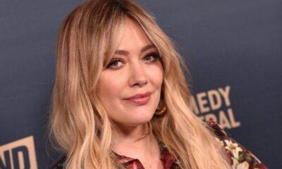 Hilary Duff: Çok fazla test yaptırdığım için gözüm enfeksiyon kaptı