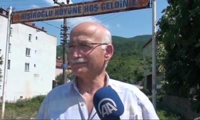 Hışıroğlu Köyü'nde Mesut Özil heyecanı! Mourinho ve Ronaldo'ya Devrek bastonu…