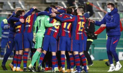 İspanya Süper Kupası'nda ilk finalist, Real Sociedad'ı penaltılarla eleyen Barcelona oldu