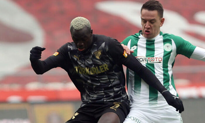 Konyaspor 2-3 Göztepe / Maçın özeti ve goller