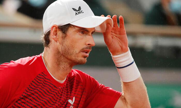 Kovid-19'a yakalanan Andy Murray, Avustralya Açık'a katılamayacak