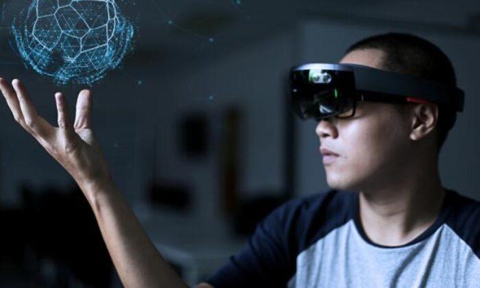 Lise öğrencisi tasarladı, uzaktan eğitim hologram oldu