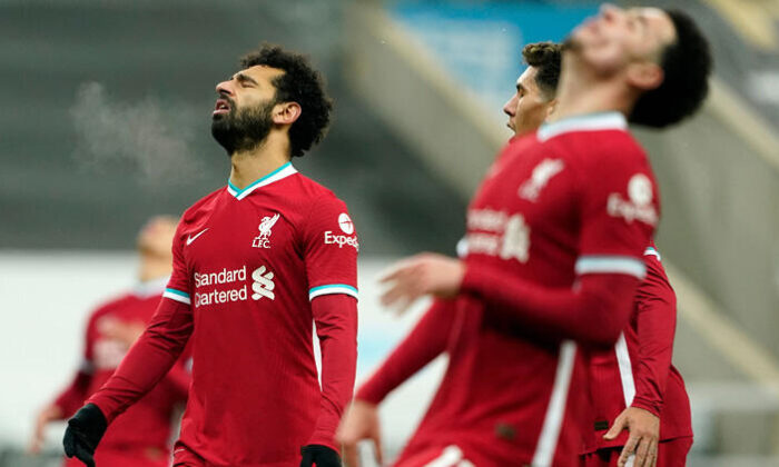 Premier Lig'de lider Liverpool yine kazanamadı