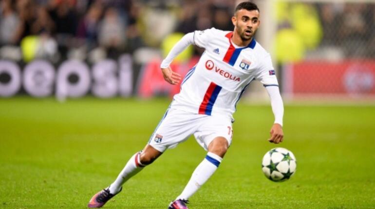 Rachid Ghezzal: Beşiktaş'taki ortamı Lyon'a benzetiyorum...