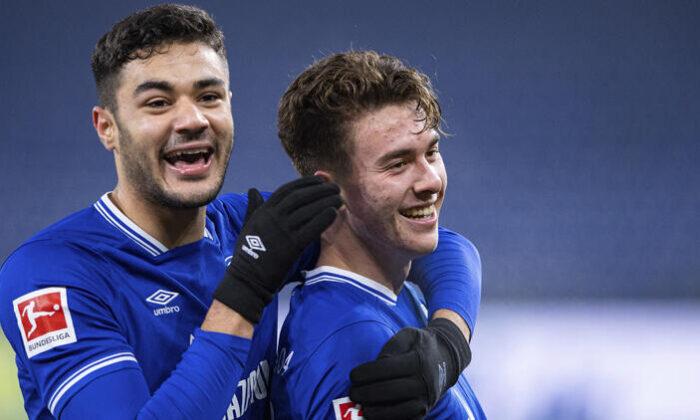 Schalke 04, 30 maç aradan sonra galibiyetle tanıştı