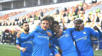 Yeni Malatyaspor 1-3 Erzurumspor