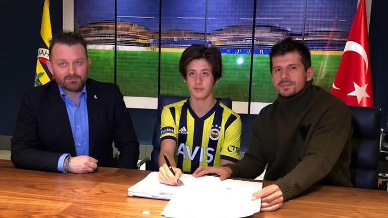 Son Dakika | Fenerbahçe Arda Gürel ile 2.5 yıllık sözleşme imzaladı