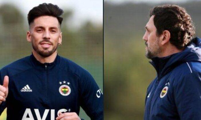Son dakika | Fenerbahçe'de Jose Sosa sakatlıktan geri döndü!