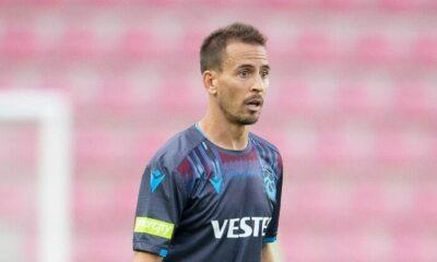 Trabzonspor'da Joao Pereira ile yollar ayrılıyor!