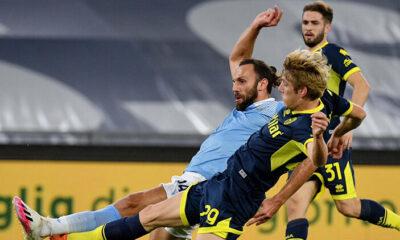 Vedat Muriqi'in talihsiz anı! Lazio-Parma maçında ağları sarstı ama…