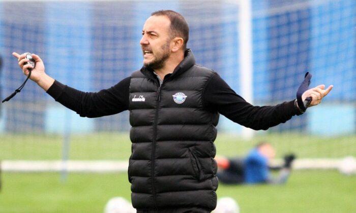 Adana Demirspor TD Cüneyt Dumlupınar: Altay maçına odaklandık…