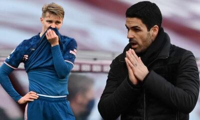 Aston Villa, Arsenal'i tek golle geçti