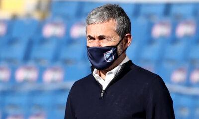 Aykut Kocaman hedefini açıkladı: Fenerbahçe'den geçiyor…