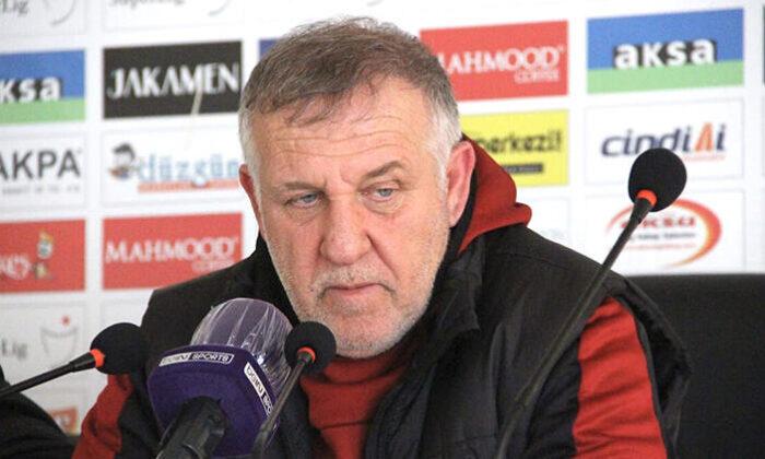 BB Erzurumspor'da Mesut Bakkal'dan maç sonu Cüneyt Çakır'a övgü!