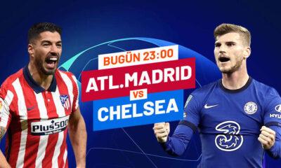Bir tarafta Suarez, diğer tarafta Werner! Atletico'nun Chelsea karşısında iddaa oranı…