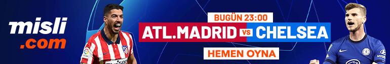 Bir tarafta Suarez, diğer tarafta Werner! Atletico'nun Chelsea karşısında iddaa oranı...