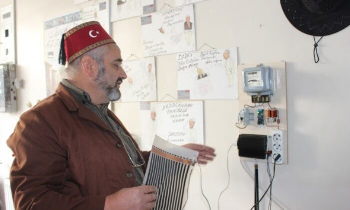 Evlerde oluşan kaçak elektriği engellemek için cihaz üretti
