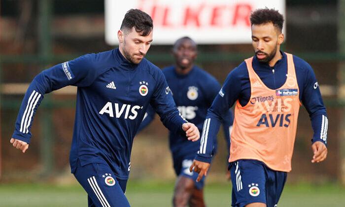 Fenerbahçe'de Marcel Tisserand ve Dimitris Pelkas gelişmesi