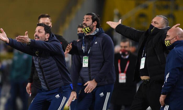 Fenerbahçe'den Fırat Aydınus'a penaltı öfkesi