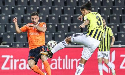 Fenerbahçeli Lemos, Başakşehir maçında kırmızı kart gördü