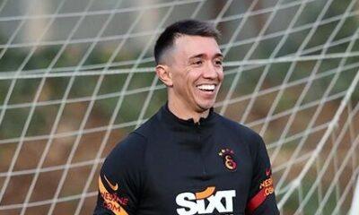 Fernando Muslera, Galatasaray formasıyla ligde 3. kez dalya diyecek