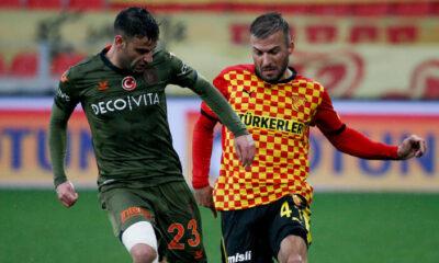 Göztepe 2-1 Başakşehir / Maç sonucu