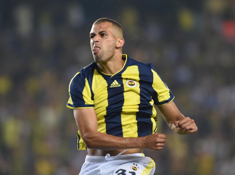 Islam Slimaniden Fenerbahçe için şok sözler Aklımda sadece bir intikam vardı