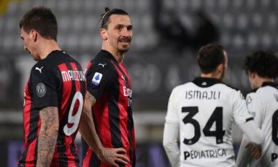 Lider Milan deplasmanda Spezia'ya 2-0 yenildi