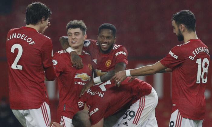 Manchester United 9-0 Southampton / Maç sonucu