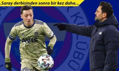 Mesut Özil ilk 11'de başladı, Fenerbahçe'yi değiştirdi! Karagümrük maçında dikkat çeken tablo…