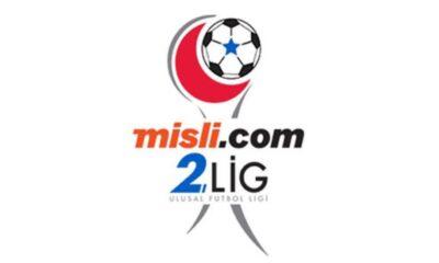 Misli.com 2. Lig'de erteleme! Yoğun kar nedeniyle 2 maç…