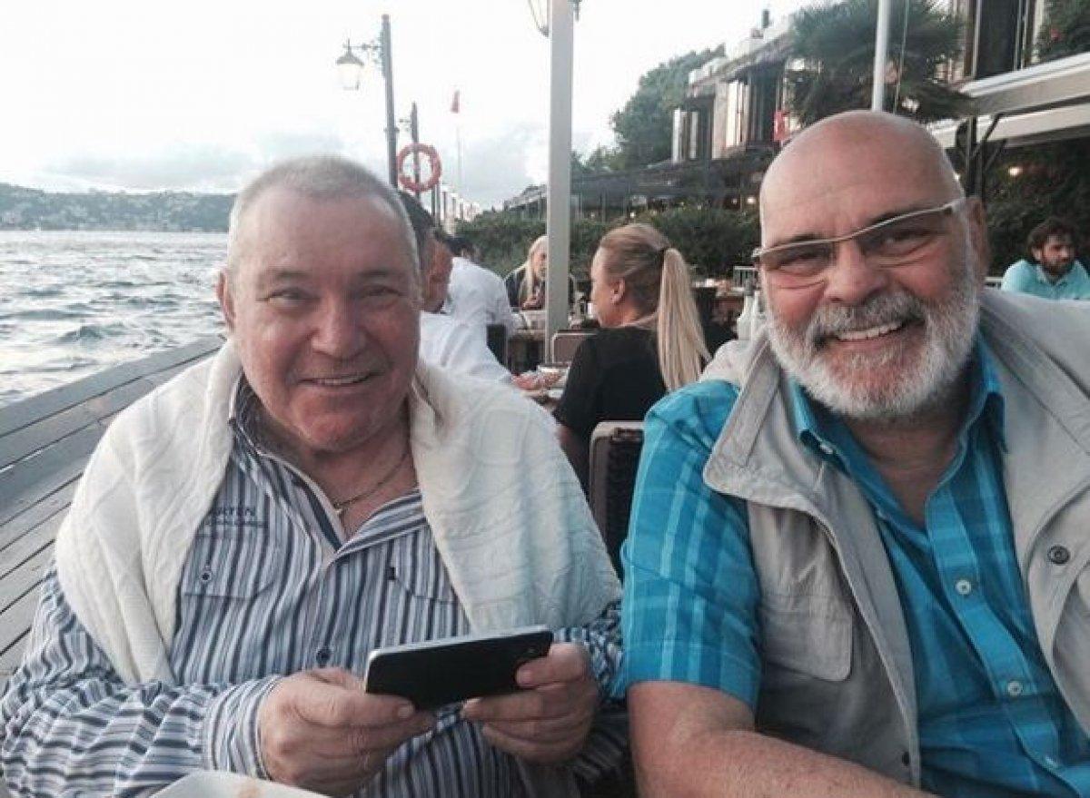 Oyuncu Rasim Öztekin'in ağabeyi hayatını kaybetti