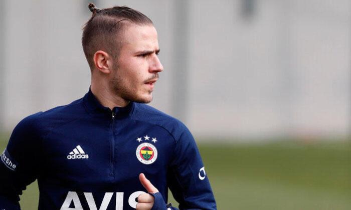 Son dakika: Fenerbahçe'de Pelkas saha çalışmalarına başladı! Tisserand…