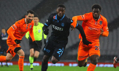 Süper Lig'de 20 eksikli maç: Başakşehir-Trabzonspor