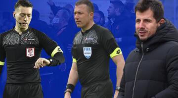 Fenerbahçe Sportif Direktörü Emre Belözoğlundan flaş açıklamalar Derbide memnun değildim