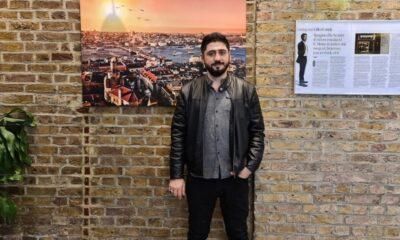 Trabzonlu yazılımcı Yunus Emre Kelkitli'den İngiltere'de büyük hamle