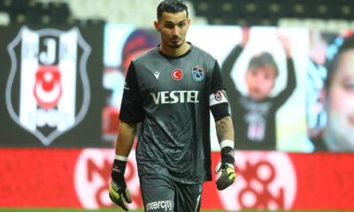 Trabzonspor'da Uğurcan Çakır takımdan ayrı çalıştı