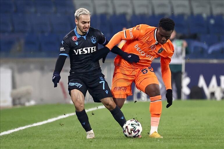 Trabzonsporda Yusuf Sarı antrenmana çıkmadı