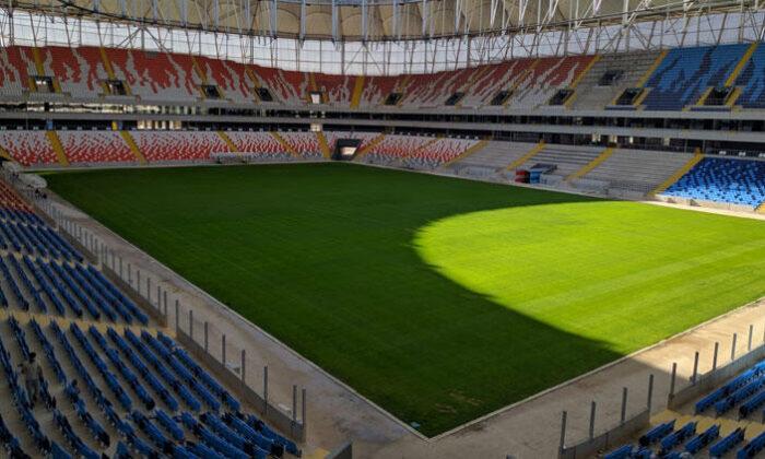 Yeni Adana Stadı kapılarını derbiyle açıyor