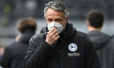 Arminia Bielefeld Kulübü, teknik direktör Neuhaus'un görevine son verdi