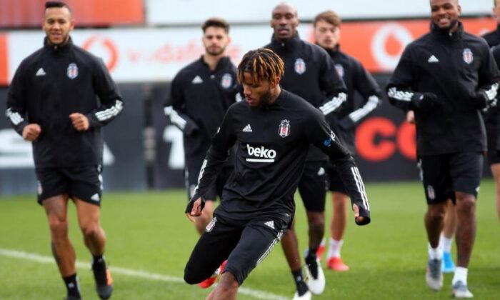 Beşiktaş, Gençlerbirliği maçı hazırlıklarına başladı