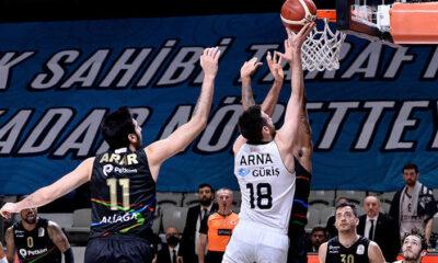 Beşiktaş Icrypex 96-94 Aliağa Petkimspor