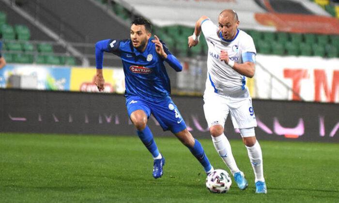 Çaykur Rizespor 0-2 BB Erzurumspor (Maçın özeti)