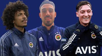 Fenerbahçede Galatasaray derbisi öncesi Mesut Özil kararı