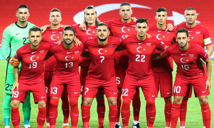 FIFA sıralaması açıklandı! Milli Takım'ın yeri değişmedi