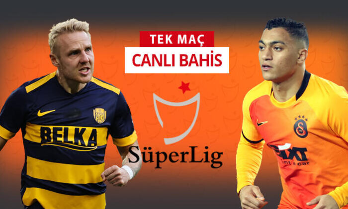 Galatasaray 9'da 9 yapabilecek mi? Ankaragücü karşısında iddaa'da galibiyetlerine…
