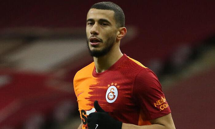 Galatasaray'da Younes Belhanda'dan maç sonu 'zemin' tepkisi!